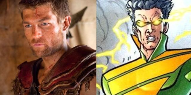 The Flash Adds Liam McIntyre as Weather Wizard Liam Mcintyre Aquaman