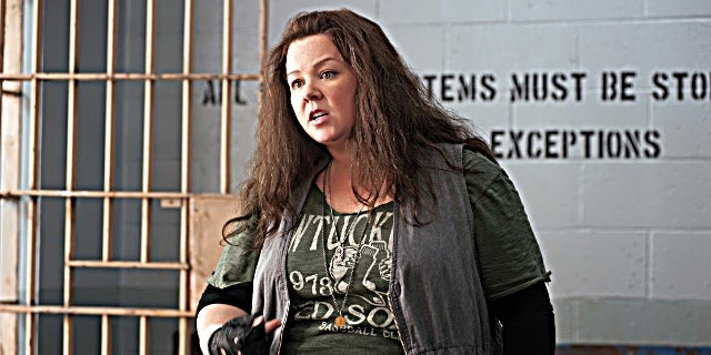 melissamccarthy THE HEAT