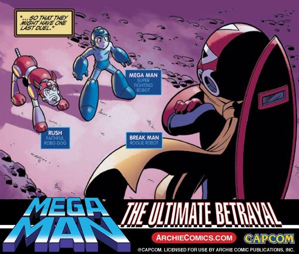 EXCLUSIVE Behind-the-Scenes Look At Archie Comics' Mega