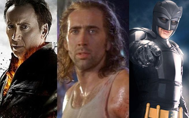 Happy Birthday! Nicolas Cage Turns 51 Years Old Today!