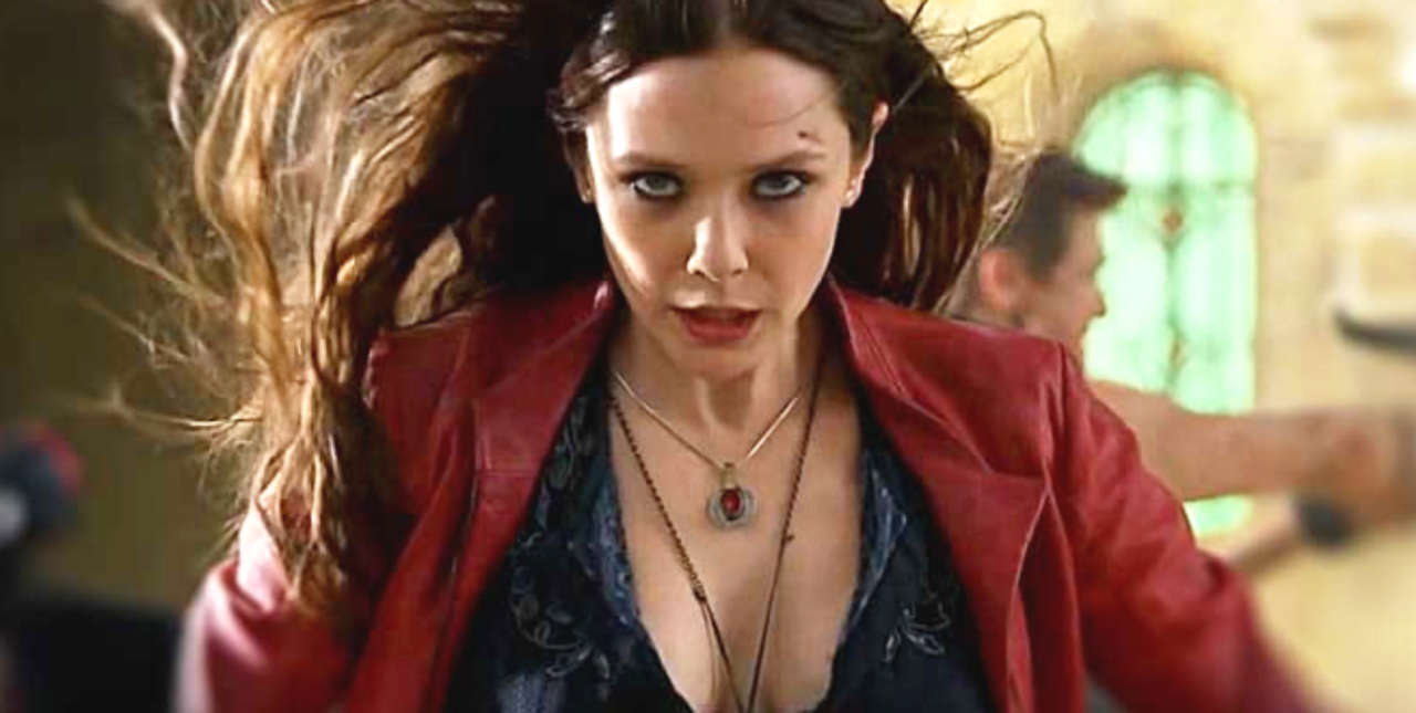 Image result for scarlet witch olsen