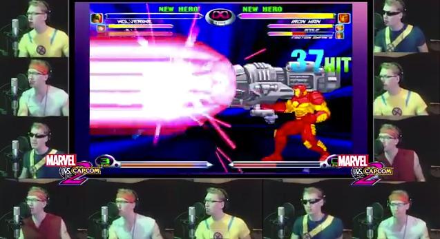 Marvel Vs  Capcom 2 Music Gets An Acapella Remix