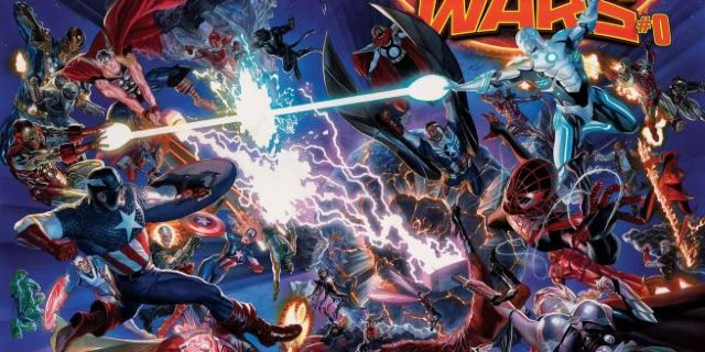 Secret Wars 0 Cover