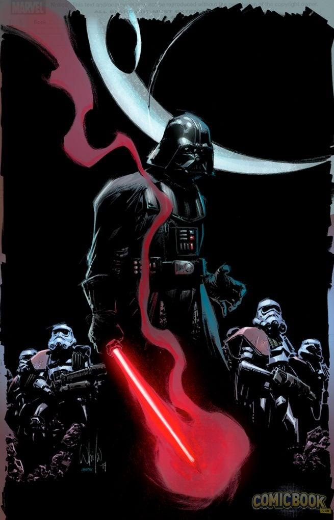 Star Wars Darth Vader #1 Variants (10)