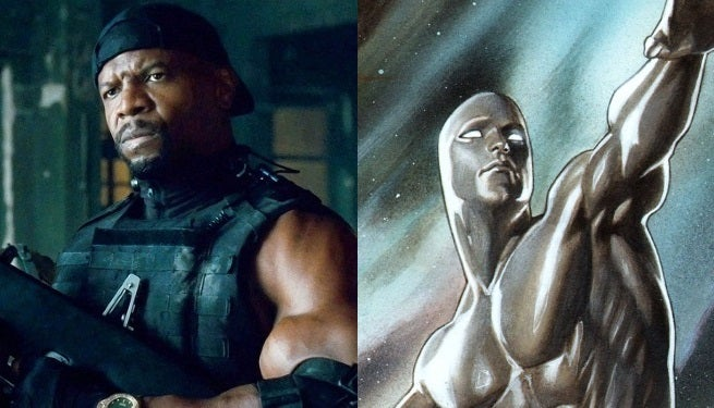 Terry Crews Wants To Play The Silver Surfer