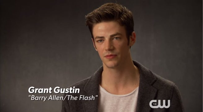 The Flash: Where Do We Go From Here Interview Released