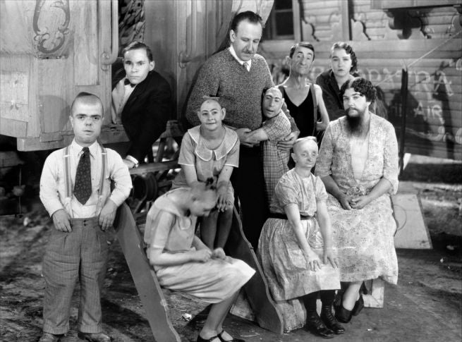 On American Horror Story: Frea...