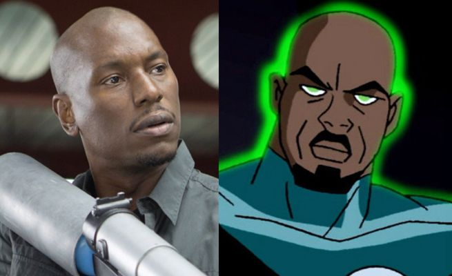 Tyrese Gibson Continues To Tease Potentially Playing Green Lantern