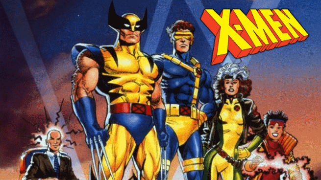 x men the animated series theme done acapella style. Black Bedroom Furniture Sets. Home Design Ideas