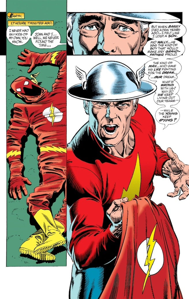 Tag 4 sur DC Earth - Forum RPG Comics Zero-hour-jay-garrick-120592