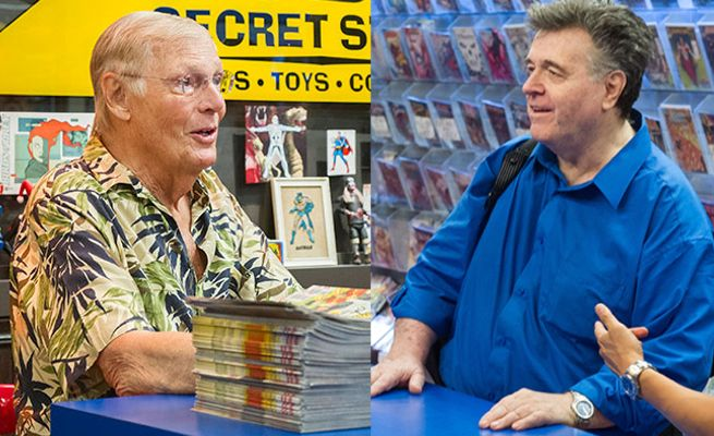 Comic Book Men Returns With Adam West And Neal Adams