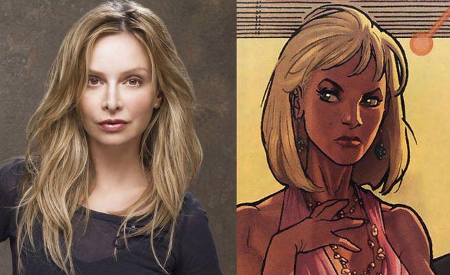 supergirl casts calista flockhart as cat grant