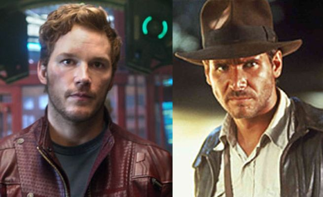 Chris Pratt Says Indiana Jones Would Be Awesome Opportunity