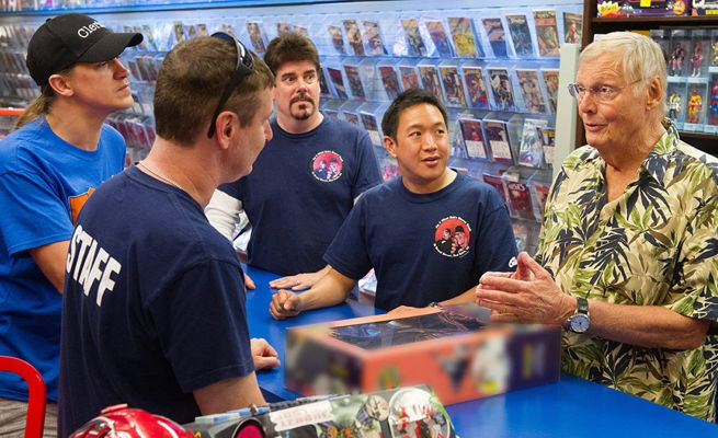 Comic Book Men Episode 409: Dragging Rights Recap