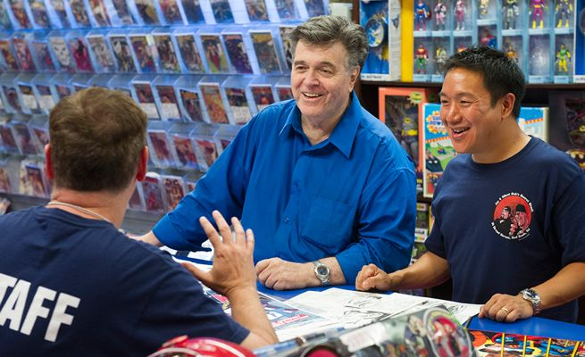 Comic Book Men Episode 410: Mr. Adams Recap
