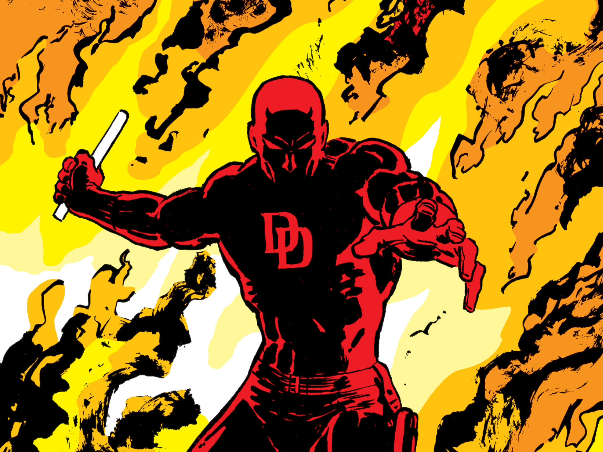 Five Frank Miller Daredevil Stories You Have To Read Before The Netflix Premiere