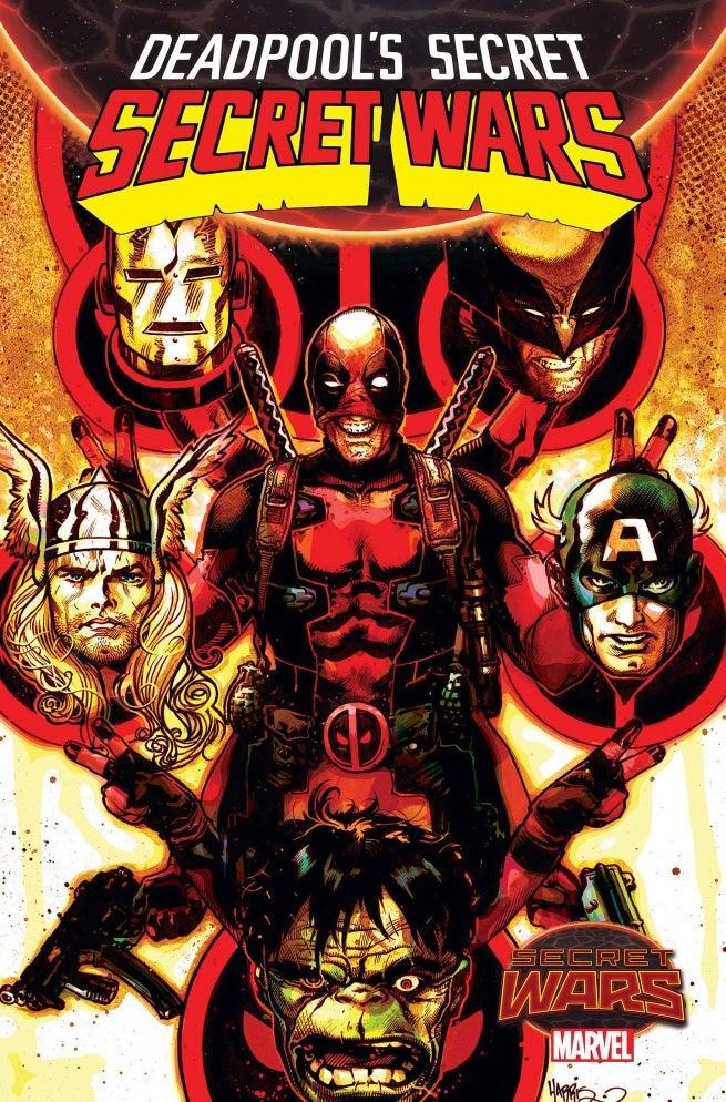 Deadpool Secret Secret Wars001