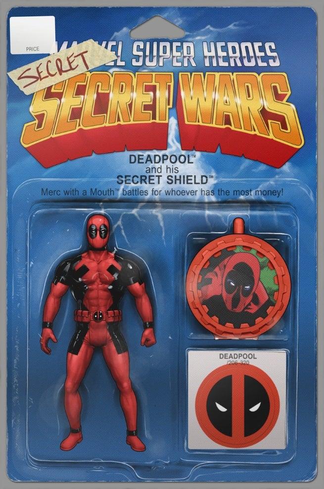 Deadpool Secret Secret Wars001 ActionFigure
