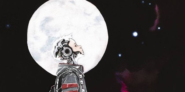 Descender 1 - Cover