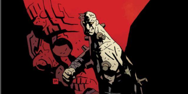 Frankenstein Underground 1 - Dark Horse - Cover