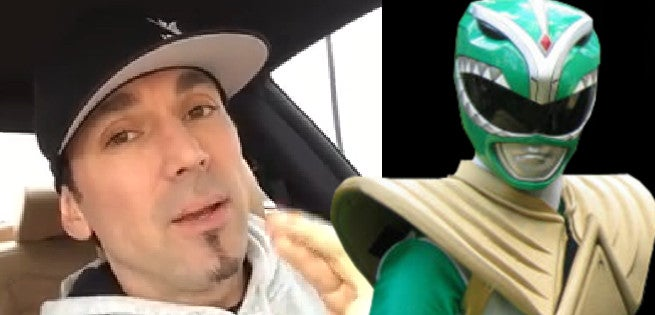 Original green ranger comments on power rangers fan film page 2 - Comment ranger son salon ...