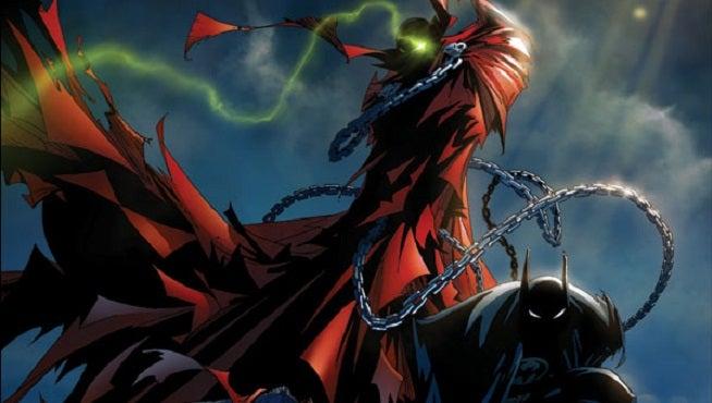「batman spawn」的圖片搜尋結果