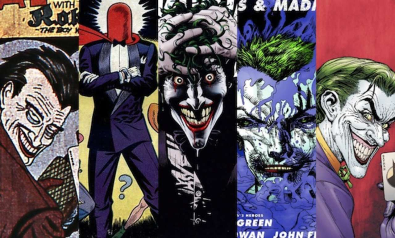 compare/contrast batman/joker essay Batman and joker went entirely the wrong way ever since the new52 started the joker was over the top cruel and insane, just to up the ante and bring something more gruesome to a seemingly densensitive audience.