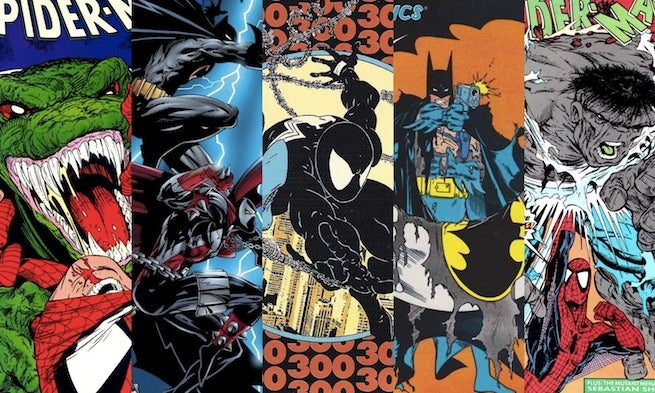 Best Comic Book Cover Artists : Greatest todd mcfarlane covers