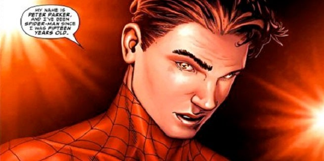 Gallery For gt Peter Parker Comic