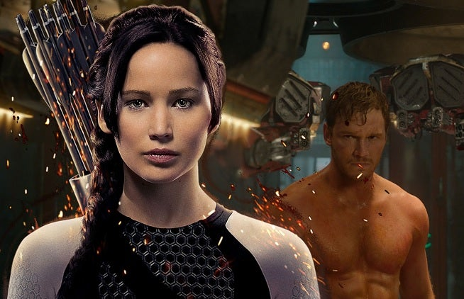 Chris Pratt And Jennifer Lawrence Up For Sci-Fi Movie Passengers