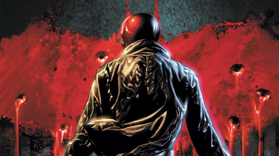 gotham who is the red hood