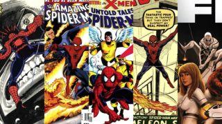Spider-Man FF X-Men banner