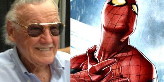 stan-lee-draws-spider-man
