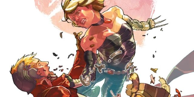 Star-Lord  Kitty Pryde 1 Cover top