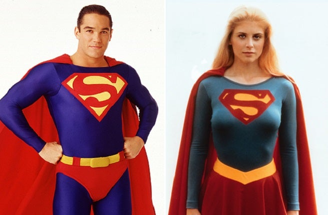 Dean Cain and Helen Slater joins Supergirl pilot