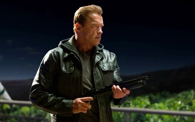 Arnold Schwarzenegger Confirms He'll Return For Terminator: Genisys Sequel