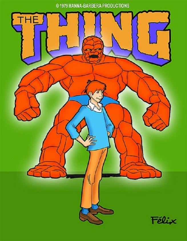 the-thing-toon