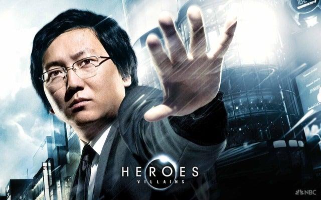 Hiro Nakamura Friend Role of Hiro Nakamura For