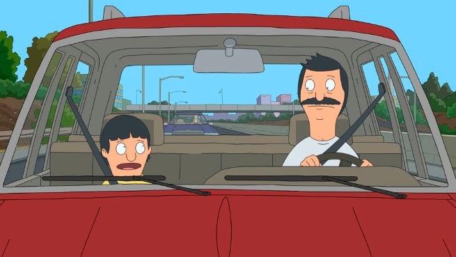 Bob's Burgers Season 5 Episode 14: L'il Hard Dad