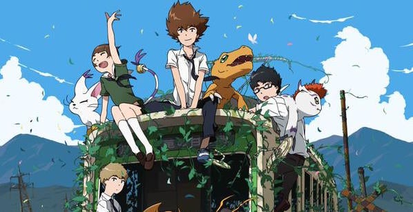 Digimon Adventure Cast Digimon Adventure Tri