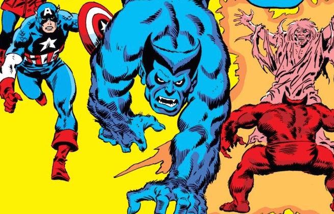 Beast Avengers
