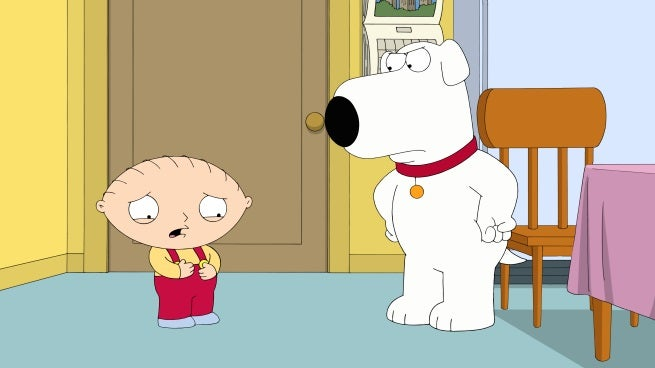 Family Guy Season 13 Episode 12 Stewie Is Enceinte
