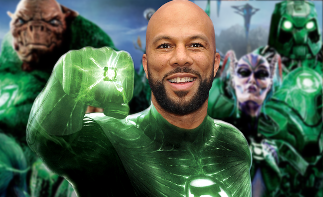 Common Would Still Love To Play Green Lantern