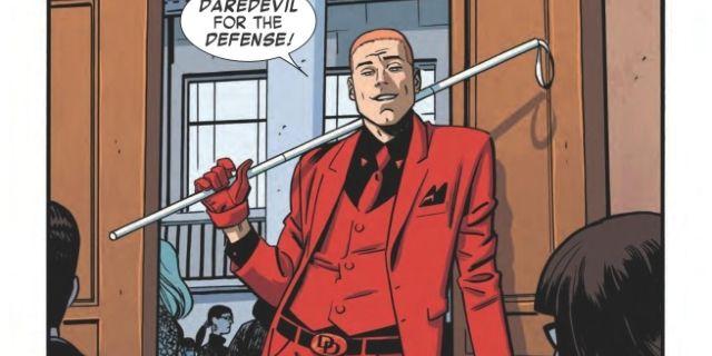 Daredevil 14 Preview Reveals Matt Murdock S New Look