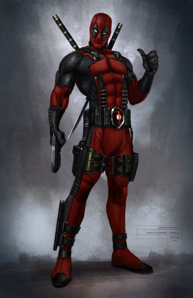 Deadpool's Movie Costume: An In-Depth Look