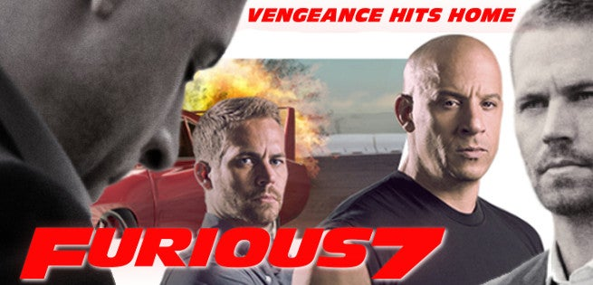 Furious 7 Estimated For Up To $275 Million Opening Weekend Box Office Worldwide