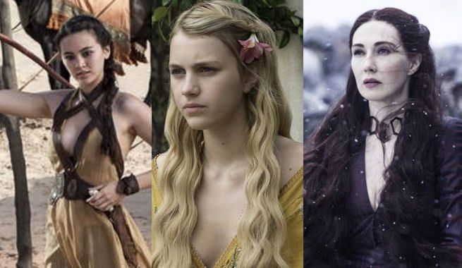 Game Of Thrones Season 5 Titles For Episodes 5 Through 7 Revealed.