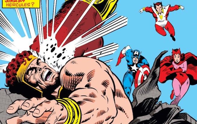 Hercules Avengers