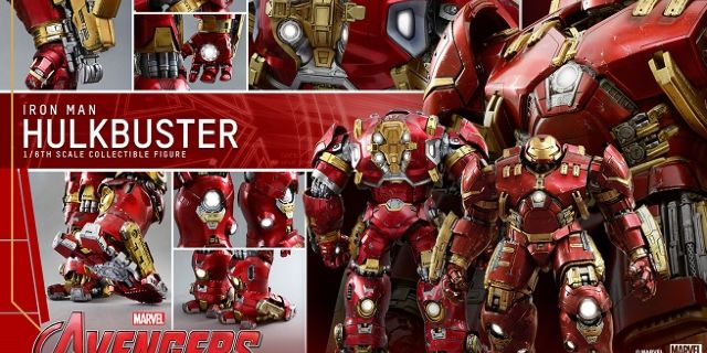 Hot Toys - Avengers - Age of Ultron - Hulkbuster Collectible Figure_PR15