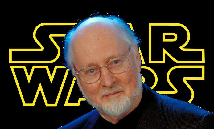Image result for john williams star wars